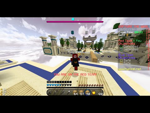 Hypixel Capture the Wool Gameplay #5