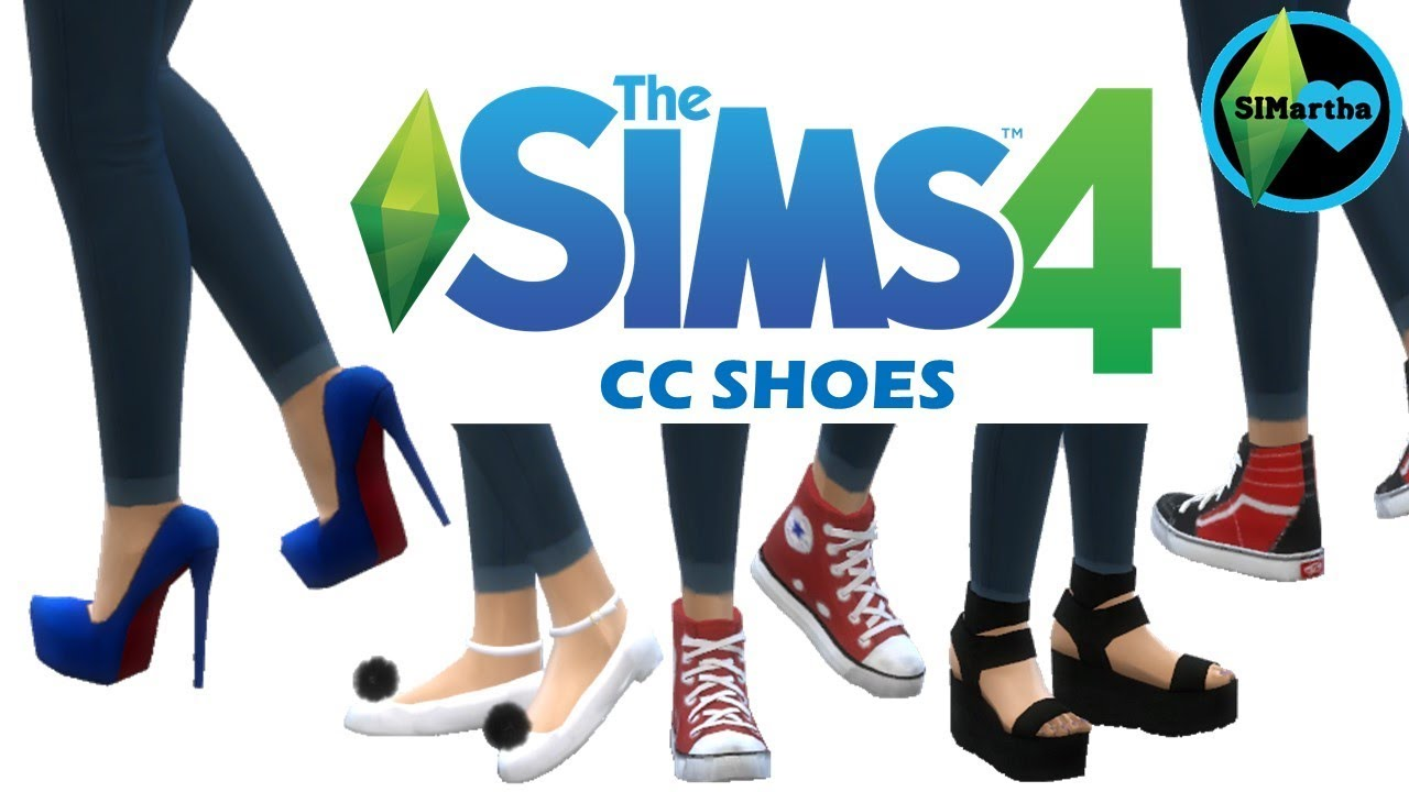 Sims Youtube Shoes2Links Showcase 4Cc The 3F1uTKclJ