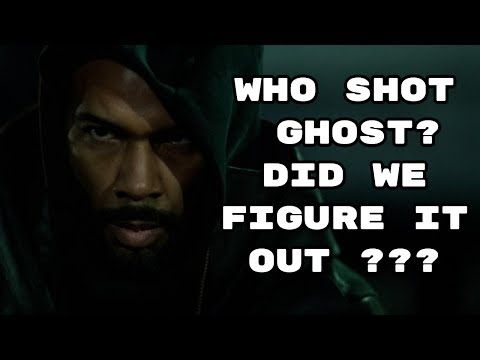 WHO SHOT GHOST? I THINK WE FIGURED IT OUT (POWER)