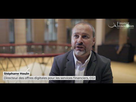 #InsurtechBiz 2020: Stéphane Houin, Directeur des offres digitales pour les services financiers, CGI