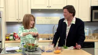 Cooking With Miss O #61 - Chicken Taco Salad