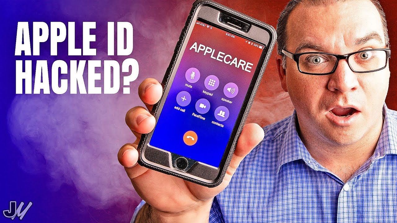 Apple ID Hacked! Phone Call
