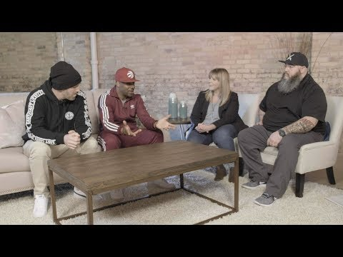Classified And Maestro Fresh Wes Chat With Hilary (Jack 102.3) And Chris Cherry (Establish Media)