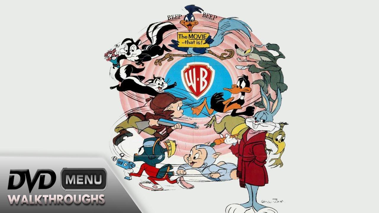 the bugs bunnyroad runner movie 1979 2014 dvd menu