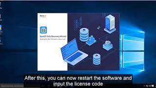 Offline Activation of EaseUS Data Recovery Wizard for Windows