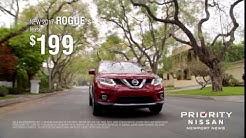 Priority Nissan Newport News - 2017 Rogue