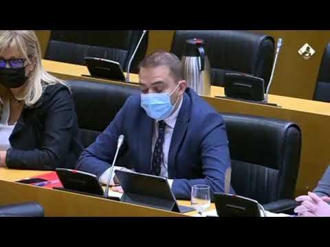 """Cs califica en el Congreso que la inversión de Montelarreina en Zamora contra la despoblación es un """"absoluto disparate"""""""