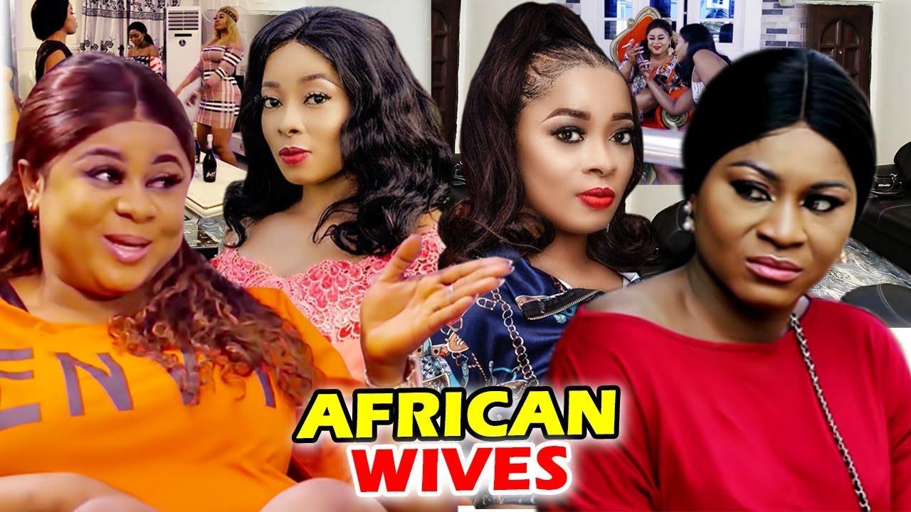 Download African Wives COMPLETE Season - Destiny Etiko / Uju Okoli 2020 Latest Nigerian Movie