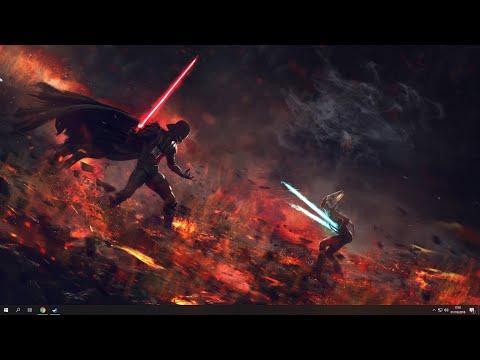 Wallpaper Engine Star Wars Darth Vader Youtube