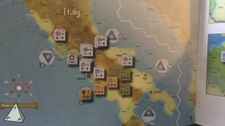 Unboxing The Fall of the Third Reich by Compass Games - The Players' Aid