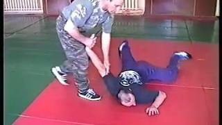 Рукопашный бой - Боевое Самбо