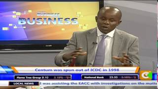 Two Rivers to Change Face of Business in Africa, Centum CEO Says
