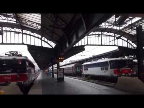 Train From Paris (France) To Munich (Germany)
