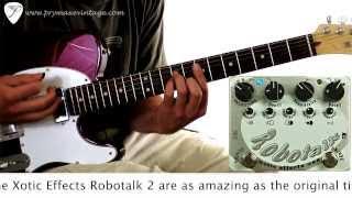 Xotic Effects Robotalk 2
