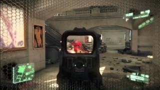 Crysis 2 Official Xbox 360 Multiplayer Gameplay | Map: Terminal