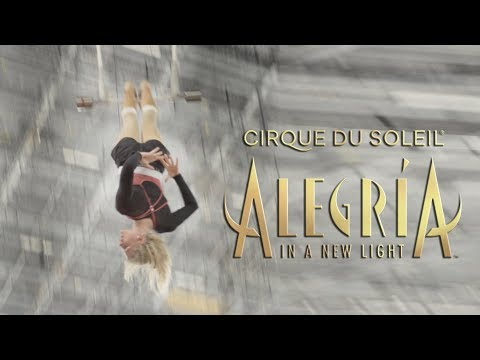 Sneak Peek on What We've Been Up To... 👀🎉 | Behind the Scenes with Alegría | Cirque du Soleil