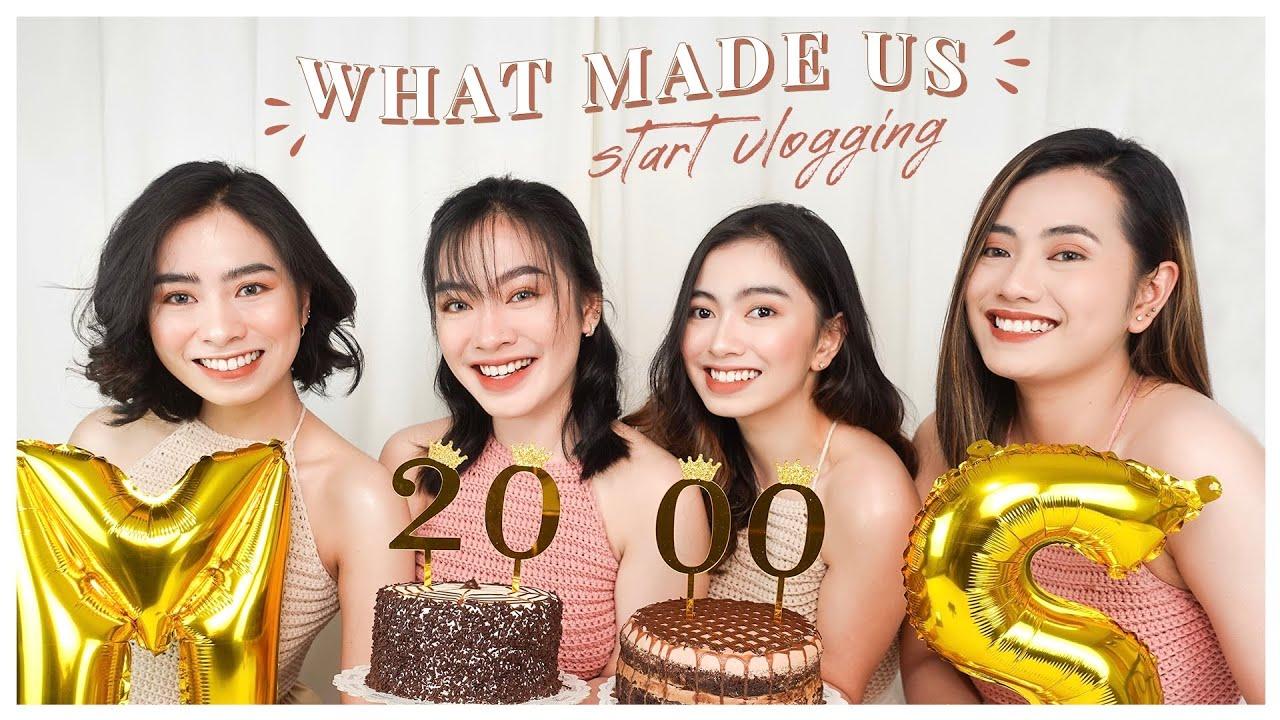 What Made Us Start Vlogging?   Manaig Sisters