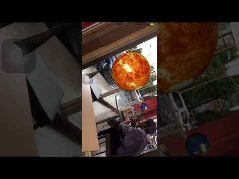 """""""AR Planets"""" iOS app"""