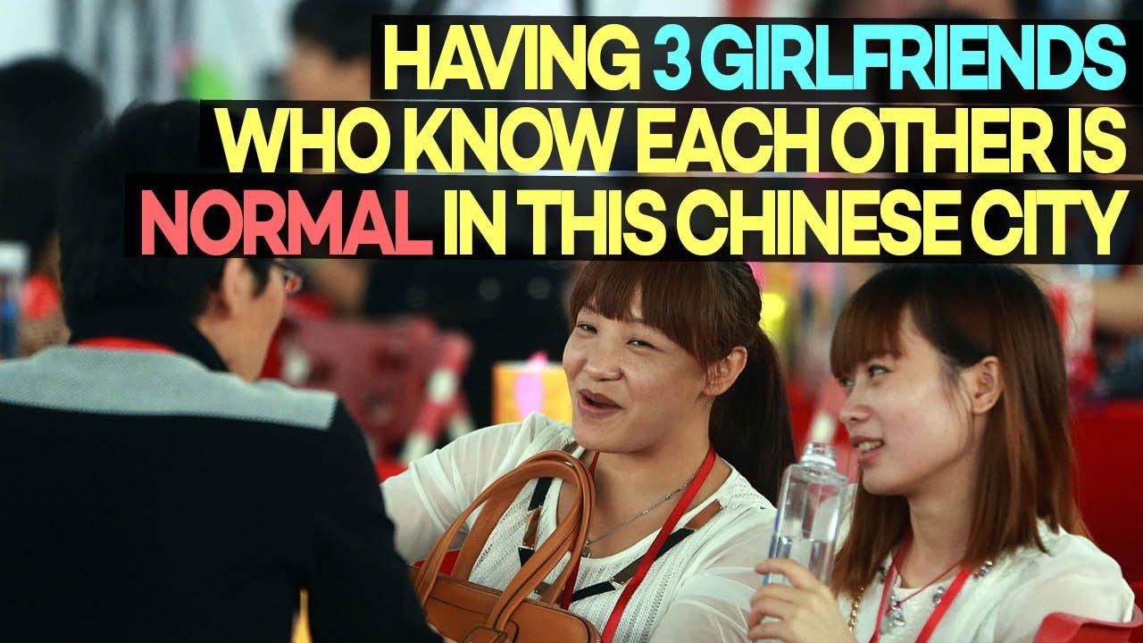 Dongguan girlfriend