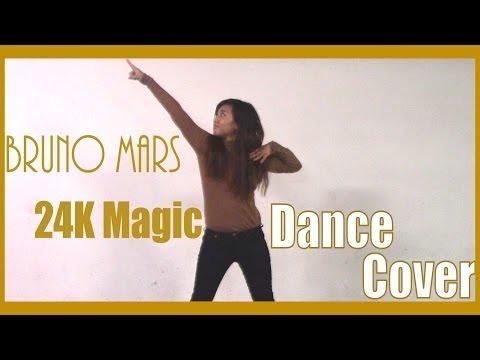 Bruno Mars - 24K Magic (DANCE COVER)