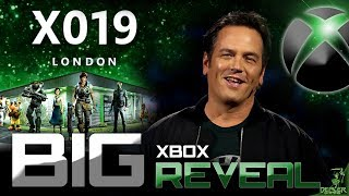 Phil Spencer X019 Inside Xbox Interview | HUGE New Xbox games And Reveals Coming | XO19 News