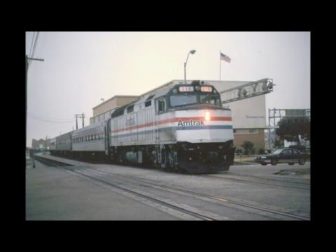 Top 12 Discontinued Amtrak Train Names Part 1
