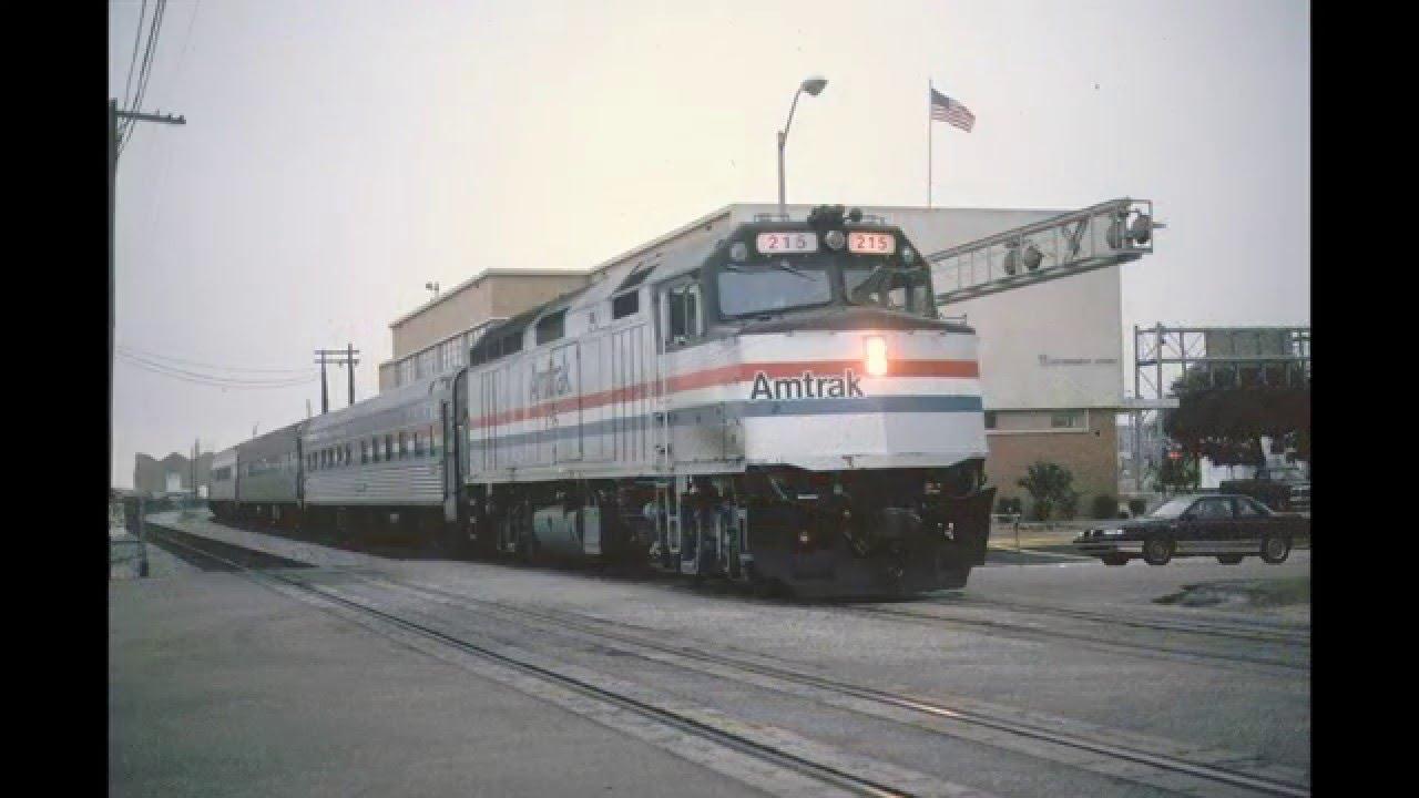Train Parts Names : Top discontinued amtrak train names part youtube