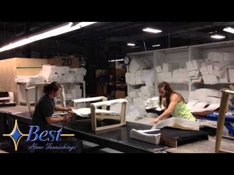 Best Home Furnishings Factory Tour