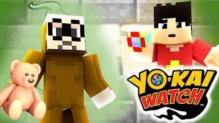 Minecraft Yo-Kai Watch ▻ MANJIMUTT GOES TO JAIL! #11 (Minecraft Yok...