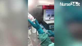 Manipolazione farmaci antiblastici