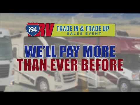 i94RV Trade In & Trade Up Sales Event - Now through April 30th