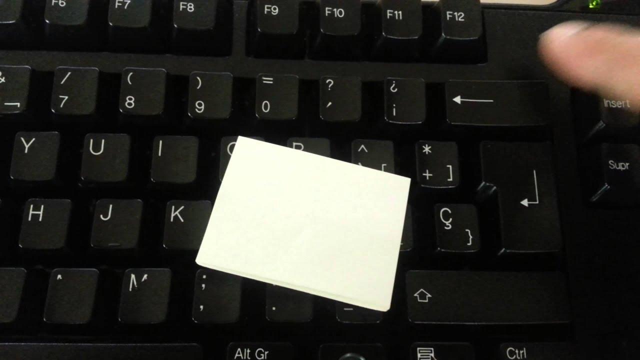 Delete Keycode
