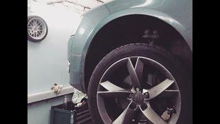 Автосервис и Ремонт автомобиля, AUDI A5, Ауди А5, Видеоурок. Профессиональная замена шруса. Часть1.(, 2015-04-28T10:20:07.000Z)