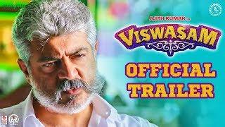 Viswasam - Official Trailer | Release | Ajith Kumar, Nayanthara | Sathya Jyothi Films
