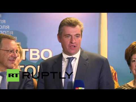 Russia: French and Russian statesmen back European collaboration with Crimea