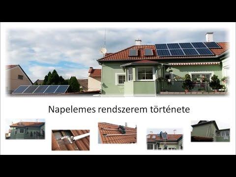 Napelem rendszerem története - The story of my photovoltaic solar system (SUBTITLED)