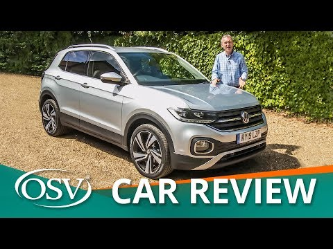 Volkswagen T-Cross the best small crossover SUV in 2019?
