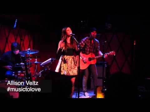 #MusicToLove: Allison Veltz