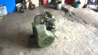 Мотор для трактора УД 2(Знакомимся с мотором из которого будем собирать трактор., 2015-08-05T04:42:09.000Z)