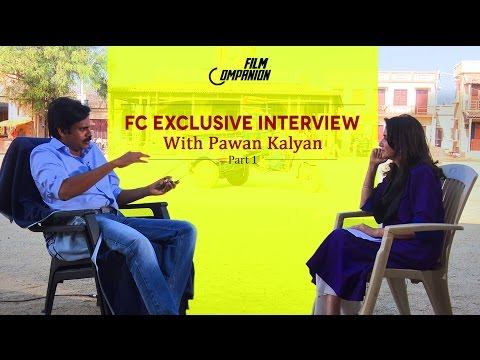 The Pawan Kalyan Interview with Anupama Chopra ( Part 1 ) | Face Time
