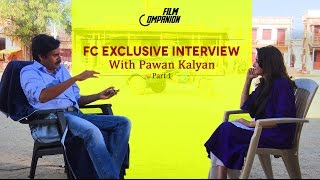 The Pawan Kalyan Interview - Anupama Chopra ( Part 1 )