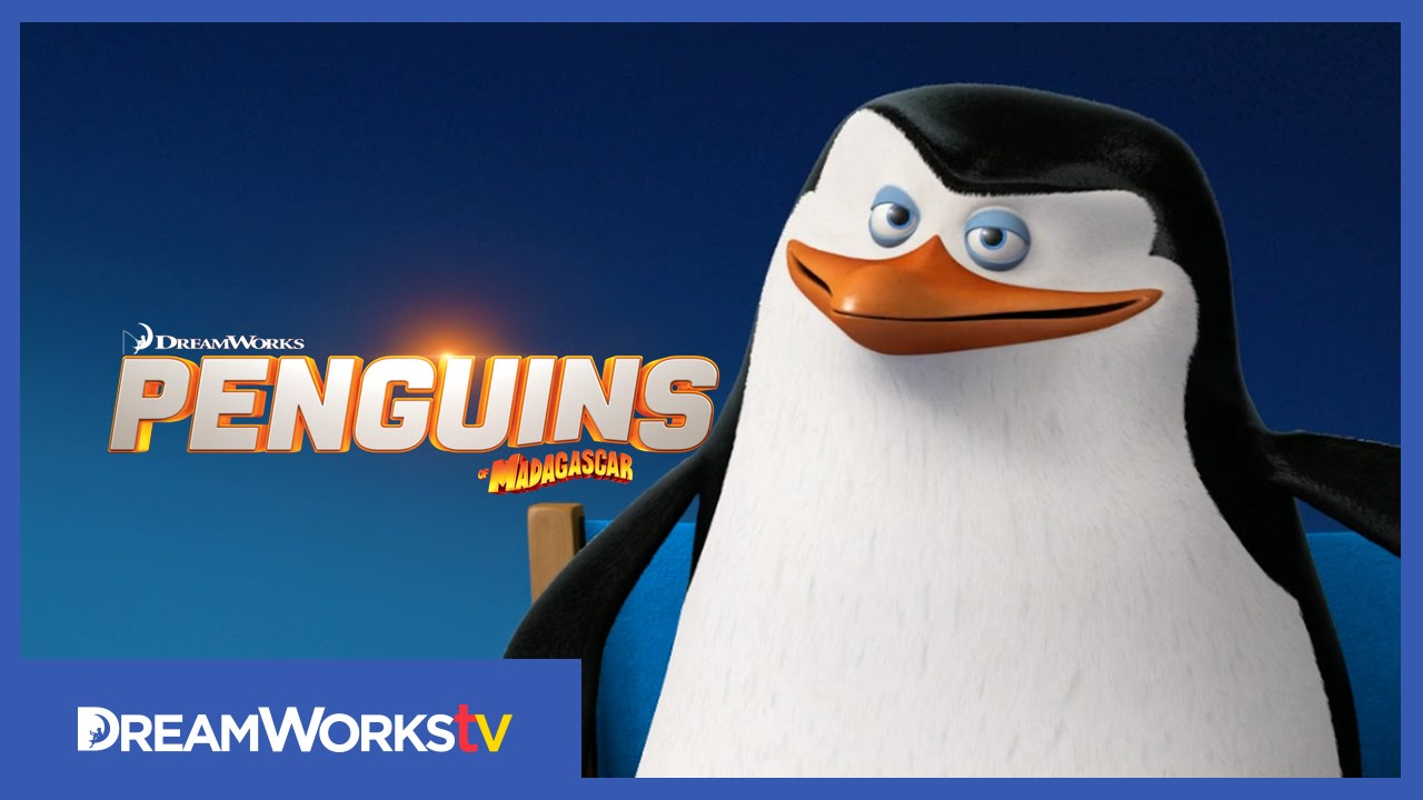 Meet Skipper | Penguins of Madagascar Video