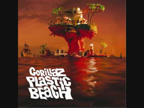 Gorillaz- Cloud of Unknowing- Plastic Beach(Free mp3 download)