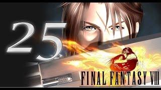 Прохождение Final Fantasy VIII #25. В поисках капитана