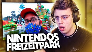 So sieht die Super Nintendo World in Japan aus! 😨
