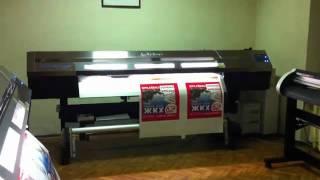 Широкоформатная печать.flv(Широкоформатная печать Подробнее на http://www.riara.com.ua