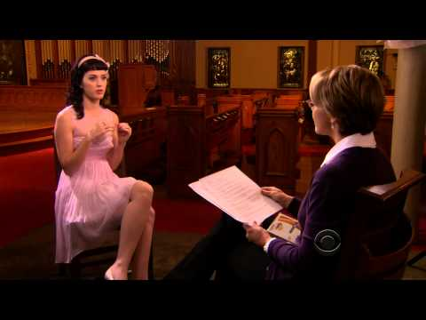 Katy Perry - Interview - 02.04.09 (Katie Couric's All Access Grammy Special)