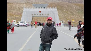 Lahore To China  Border By Road │CPEC │ Naran │Babusar Top │Attabad Lake Hunza │ Khunjerab Pass