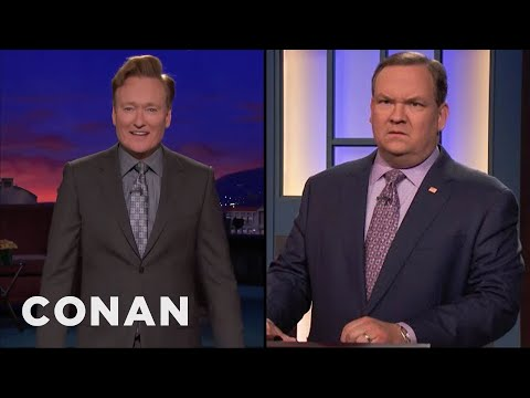 Conan & Andy Hear Words Differently  - CONAN on TBS