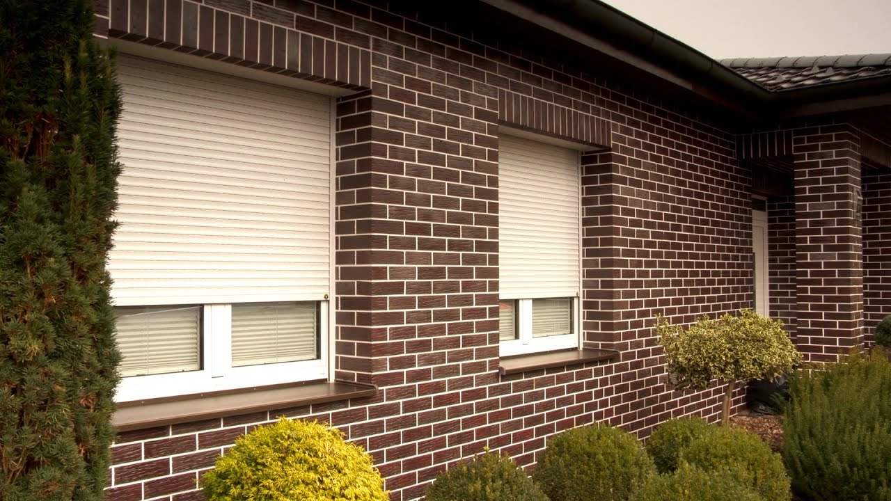 Climax External Roller Shutters Increase Both Thermal And Sound